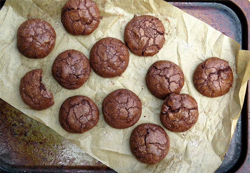 Truffle cookies