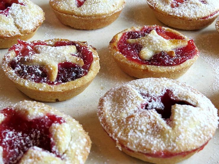 Cranberry Pies 2