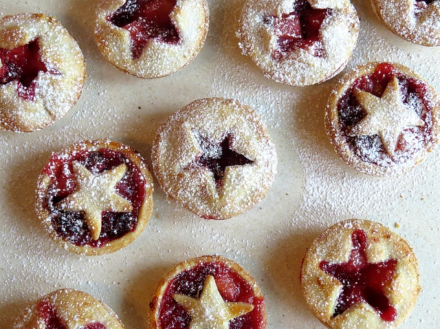 Cranberry Pies