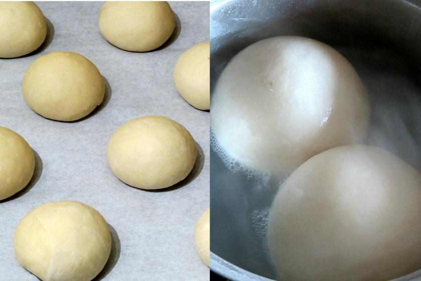making buns