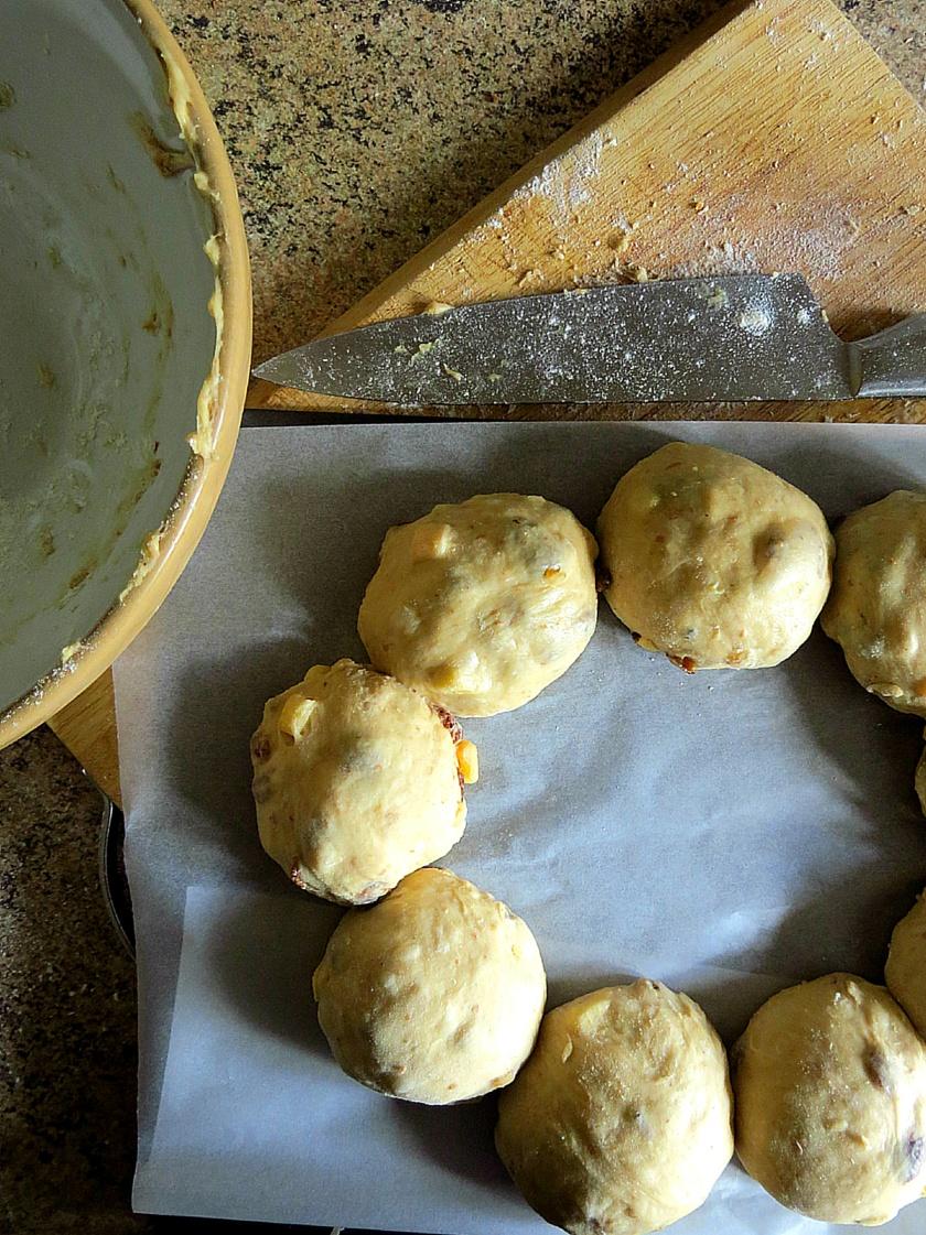 shaped dough 2