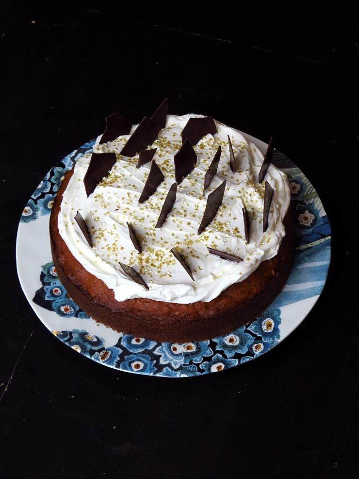 banana cake 2